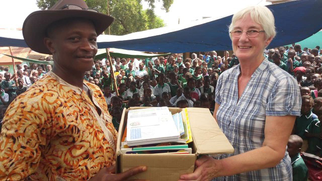 Gifts and Supplies for Sierra Leone