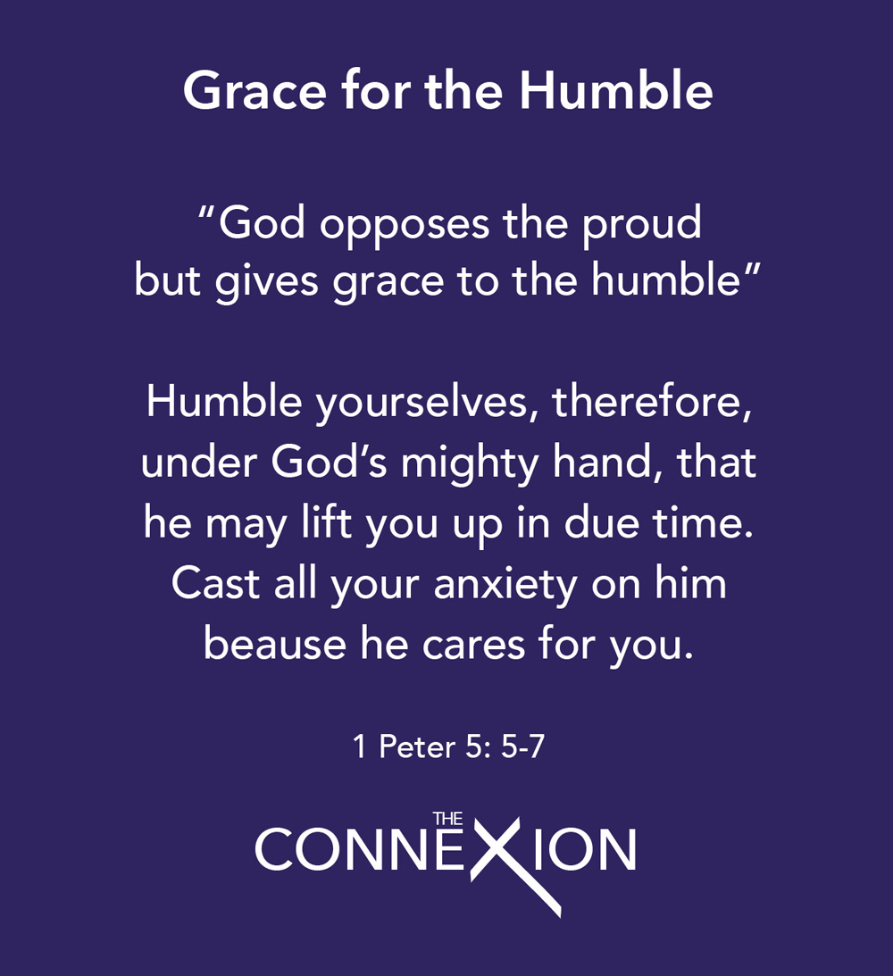 Grace for the Humble