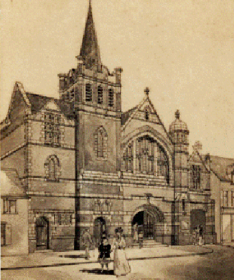 Church Histories: South Street