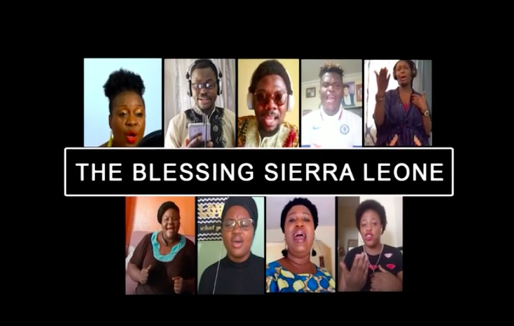 The Blessing Sierra Leone